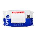 Alcohol Wipes 50 Pack