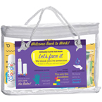 Warm Welcome Back Kit - Top Line Tote