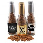 Champagne Bottle - Honey Roasted Peanuts