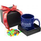 Gift Box Mug & Candy Fills