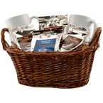 2 Mug Deluxe Gift Basket