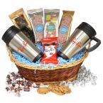 Premium Mug Gift Basket with Candy Fills