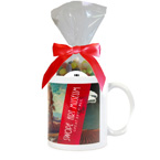 Mug with Gourmet Jelly Beans Mug Drop