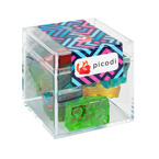 Sweets Box with Gummy 3D Blocks