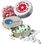 Pop Top Mint Tin with Mints