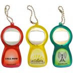 Keychain Bottle Opener - Full Color Dome
