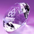 Independence Diamond Shaped Paperweight