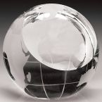 Cummington Globe Paperweight