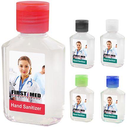 2 oz. Anti-bacterial Gel