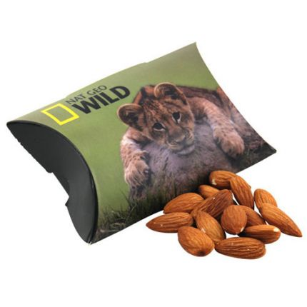 Pillow Box with Almonds