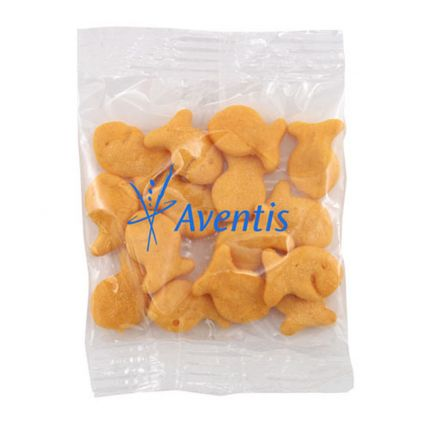 Snack Bag with Goldfish
