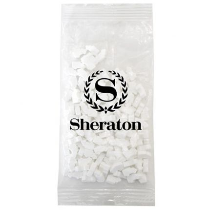 Snack Bag with Shaped Mints
