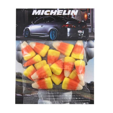 Billboard Bag with Candy Corn
