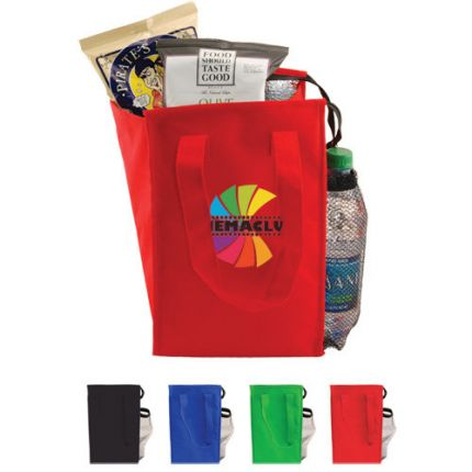 Premium Non Woven Insulated Lunch Tote