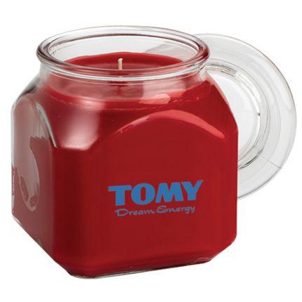 Aromatherapy Wax Candle 18oz Glass Jar