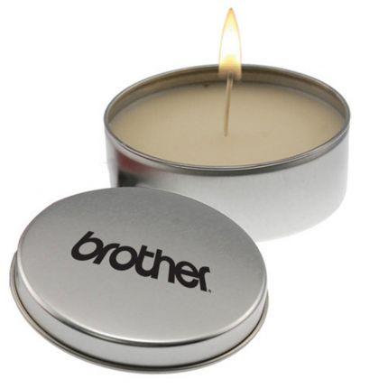 Aromatherapy Candle Tin 8oz