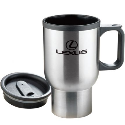16 oz Stainless Travel Mug