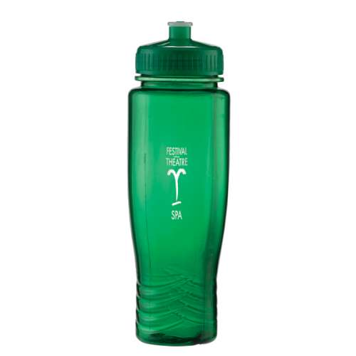 Cleaning Sports Bottle Lids: Lancopromo.com: 28 Oz Sport Bottle With Push Pull Lid