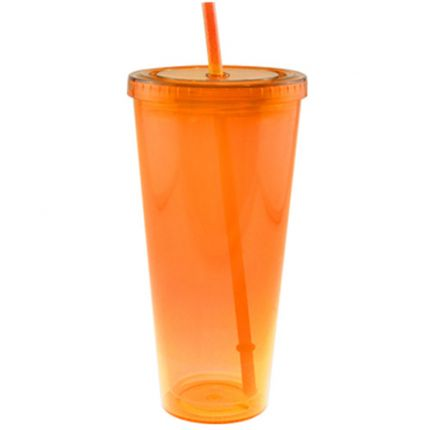 24 oz Insulated Acrylic Tumbler