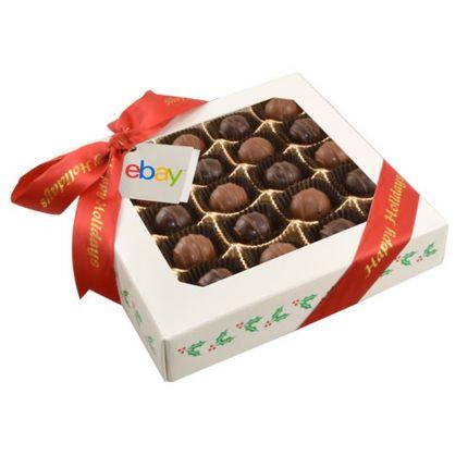25 Chocolate Truffle Gift Box