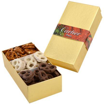 3 Way Pretzel Gift Box