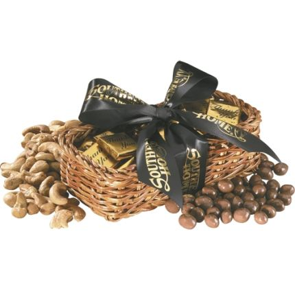 Gift Basket with Candy Fill