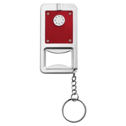 Rectangular Key Light Chain - SOLD OUT