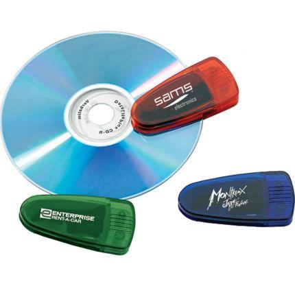 DVD, CD & Blu-Ray Cleaner