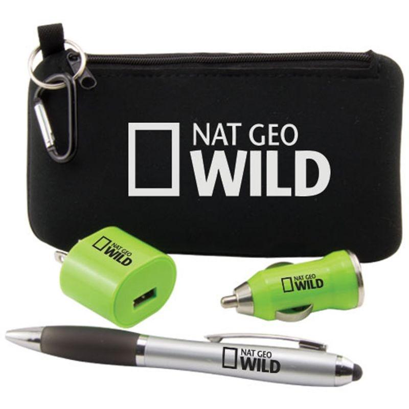 Premium Travel Holder Kit