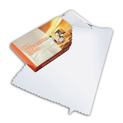 Microfiber Cloth in Envelope