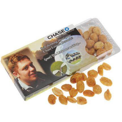 Honey Roasted Peanuts in Sleeve