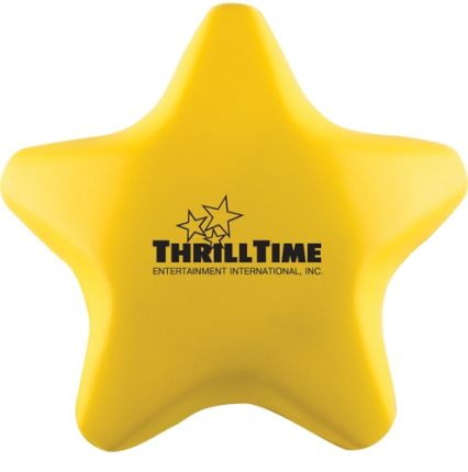 Stress Ball Star Shape