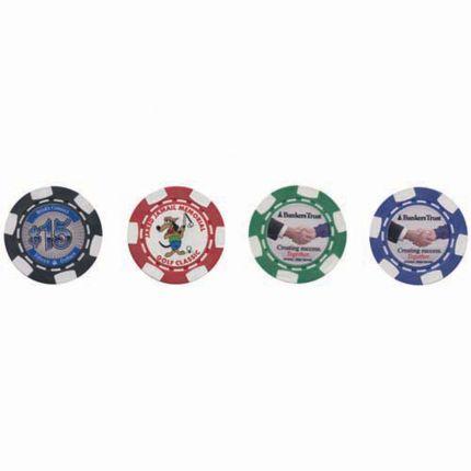 "Poker Chip 1 1/2"""