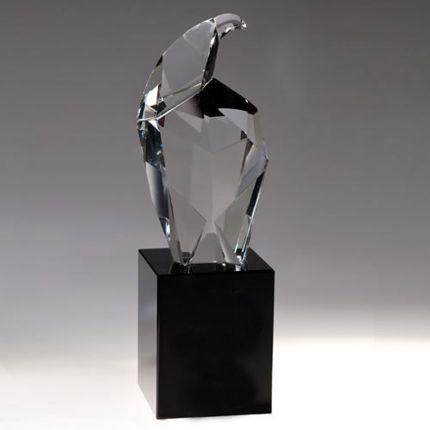 """Eagle Shape Award 8 1/4"""""""