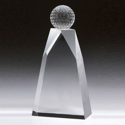 Golf Ball Award 6""