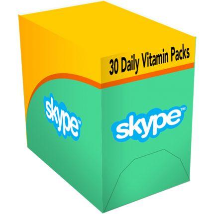 30 Day Supply Vitamin Packs